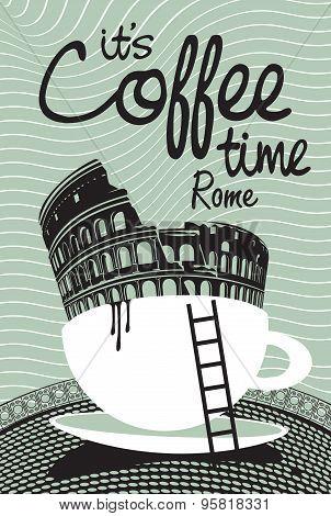 Coffee rome