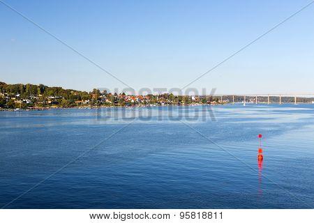 Svendborg From The Sea