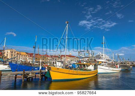 Hobart Fishing Boats