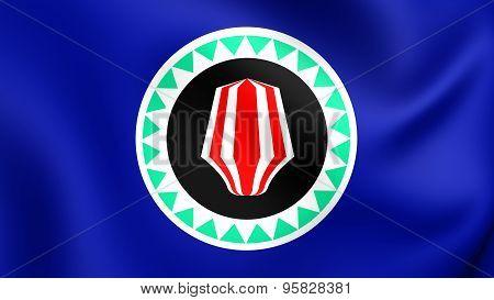 Autonomous Region Of Bougainville Flag