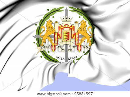 Valladolid Province Coat Of Arms, Spain.