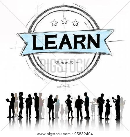 Learn Learning Knowledge Studying Intelligence Concept