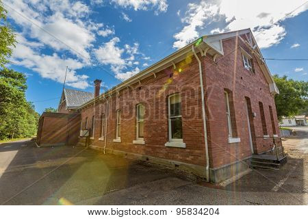 Queenstown Historic Building