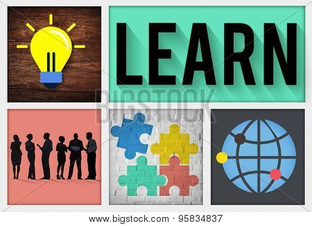 Learn Learning Education Studying Knowledge Concept