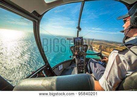 Twelve Apostles scenic flight