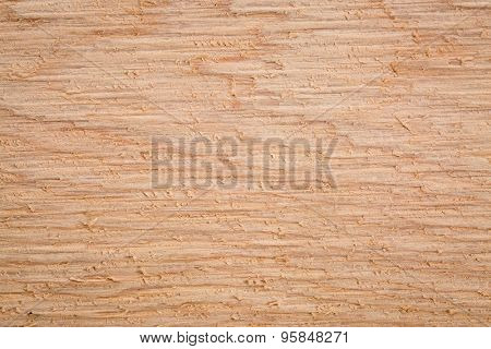 cedar wood plank textured background - macro shot