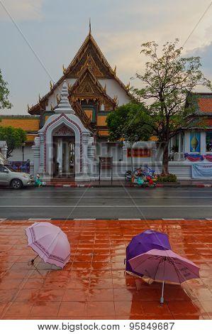 Bangkok, Thailand- October 26, 2014