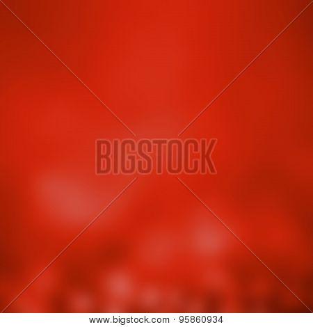 ..red  Defocused Smooth Vintage Background. Festive Christmas Elegant Abstract Background
