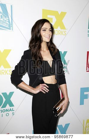 SAN DIEGO - JUL 10:  Janet Montgomery at the 20th Century Fox Party Comic-Con Party at the Andaz Hotel on July 10, 2015 in San Diego, CA