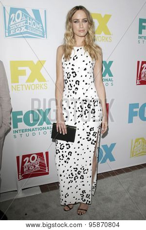 SAN DIEGO - JUL 10:  Ruta Gedmintas at the 20th Century Fox Party Comic-Con Party at the Andaz Hotel on July 10, 2015 in San Diego, CA