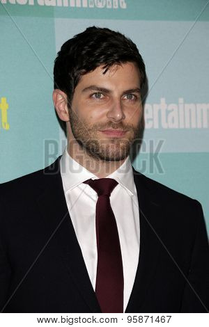 SAN DIEGO - JUL 11:  David Giuntoli at the Entertainment Weekly's Annual Comic-Con Party at the Hard Rock Hotel on July 11, 2015 in San Diego, CA