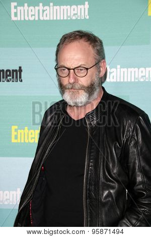 SAN DIEGO - JUL 11:  Liam Cunningham at the Entertainment Weekly's Annual Comic-Con Party at the Hard Rock Hotel on July 11, 2015 in San Diego, CA
