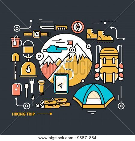 Tourist Equipment