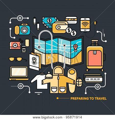 Preparing Travel Necessary What to Pack