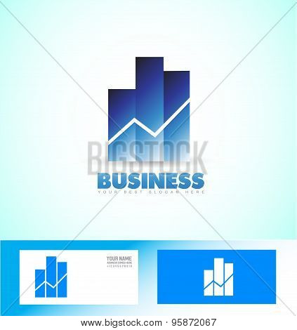 Business Investment Logo