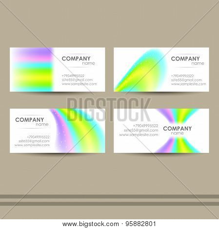 AbstractBusinessCards