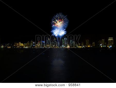 Fourth Of July- San Diego
