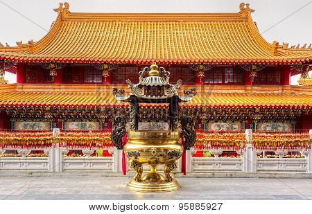 The Syuentzang Temple (Holy Monk Shrine). Taiwan