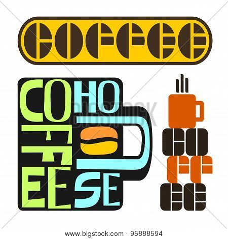 Logo image for the coffee house