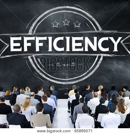 Efficiency Improvement Mission Motivation Development Concept