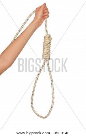 Suicide With Rope