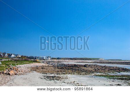 Beach at Barna
