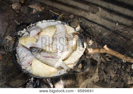 Rundown rondon food Cooking Nicaragua