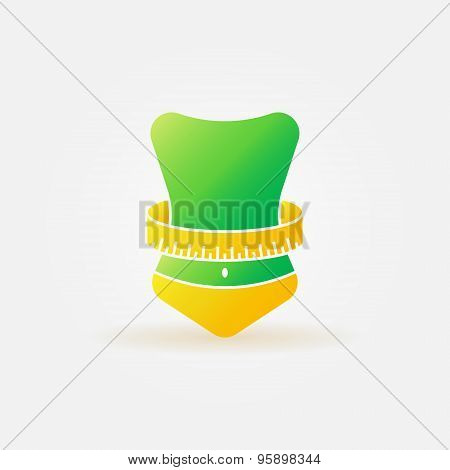 Weight loss bright logo