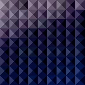 stock photo of taupe  - Low polygon style illustration of a purple taupe abstract geometric background - JPG