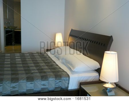 Classically Tailored Bedroom