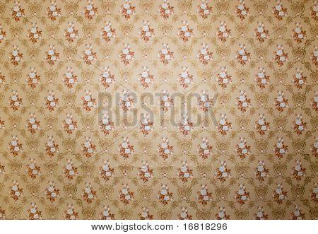 Vintage wallpaper background