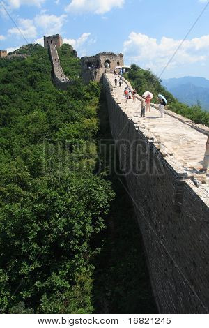 chinese great wall