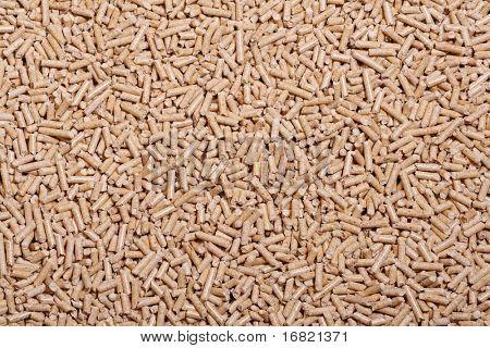 pellet texture