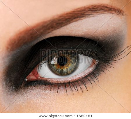 Olho de glamour