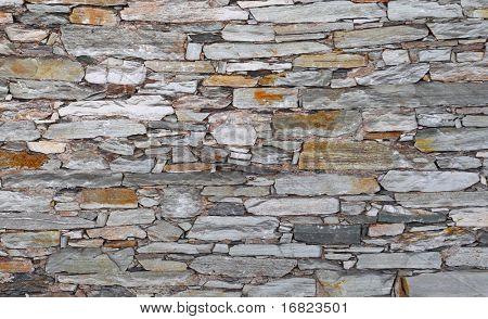 cerca de la imagen de fondo de la pared de piedra fina