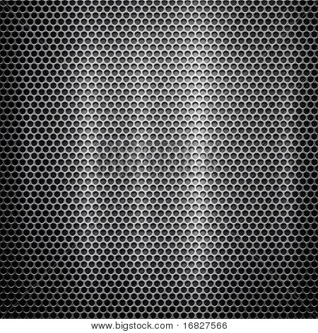 metal template background (silver pack)