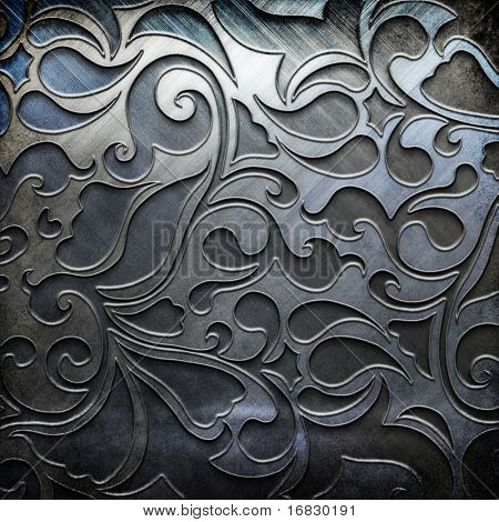 metal background - silver collection (You can find more templates and textures in my portfolio)