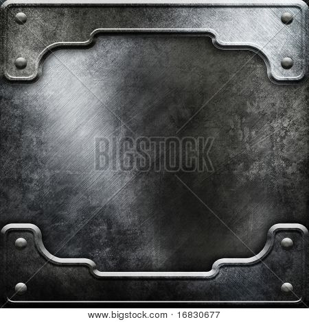 metal template background (You can find more templates and textures in my portfolio)