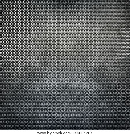 metal grid background(big template pack)