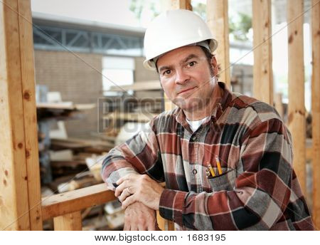 Construction Worker Leisure