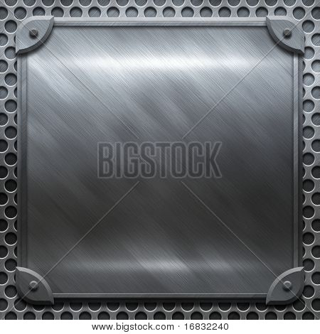 polished metal construction (big templates pack)