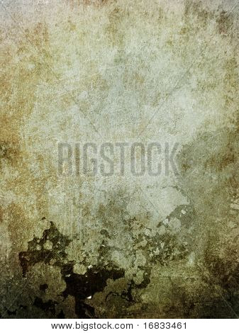 Grunge background with cracks and scratches