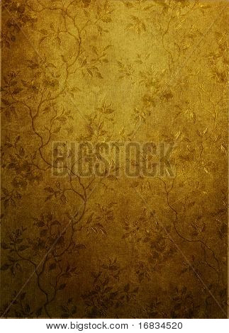 Vintage shabby wallpaper