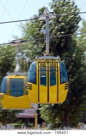 Cable Gondola Cars