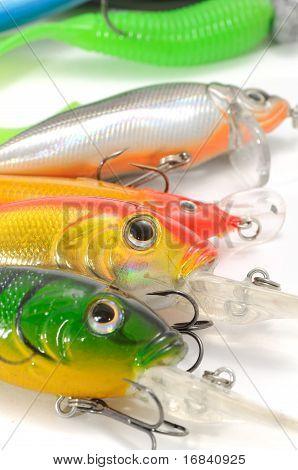 Fishing Lures (wobblers)