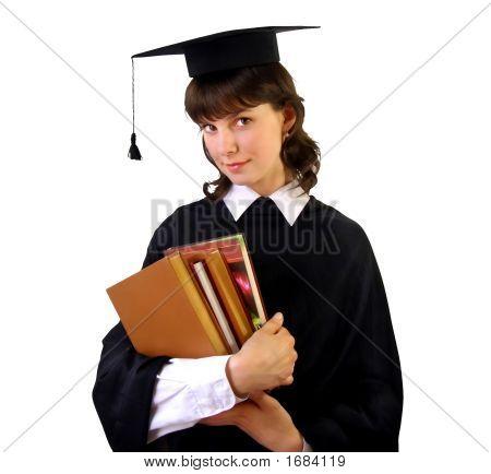Chica estudiante - concurso