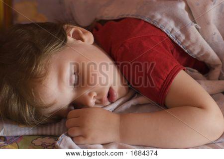 Enquanto as crianças dormem