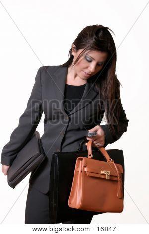 Busy Executive