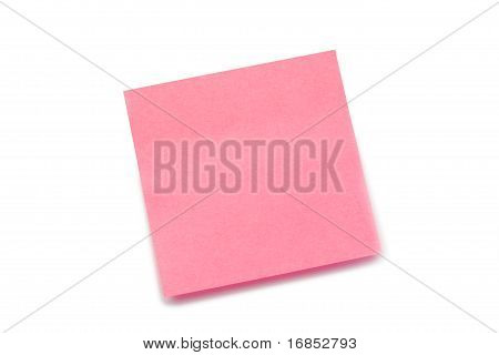 Pink Memo