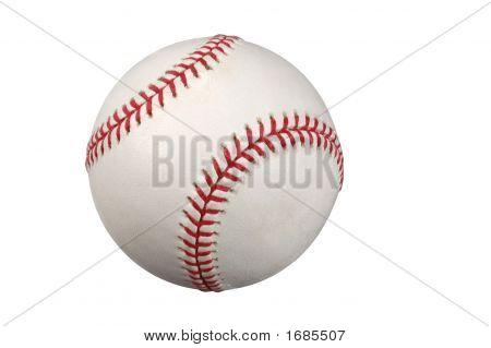 Baseball With Path